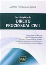 Ficha técnica e caractérísticas do produto Instituições de Direito Processual Civil