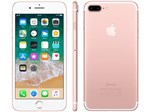 "IPhone 7 Plus Apple 32GB Ouro Rosa 4G 5,5"" Retina - Câm. 12MP + Selfie 7MP IOS 11 Proc. Chip A10"