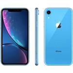 IPhone Xr 64GB Azul IOS12 4G + Wi-fi Câmera 12MP - Apple