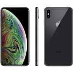 IPhone Xs Max 64GB Cinza Espacial IOS12 4G + Wi-fi Câmera 12MP - Apple