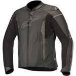 Ficha técnica e caractérísticas do produto Jaqueta Alpinestars Faster Leather Preta (Couro)