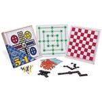 Ficha técnica e caractérísticas do produto Jogo 5x1 - Xalingo
