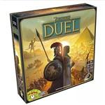 Ficha técnica e caractérísticas do produto Jogo 7 Wonders Duel Board Game Português Galápagos