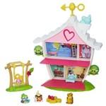 Jogo Angry Birds Hasbro Casa da Stella Others