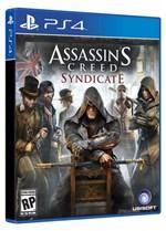 Ficha técnica e caractérísticas do produto Jogo Assassins Creed Syndicate PS4 - Ubisoft Quebec