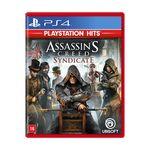 Ficha técnica e caractérísticas do produto Jogo Assassin's Creed Syndicate - Ps4