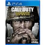 Ficha técnica e caractérísticas do produto Jogo Call Of Duty: WWII - PS4