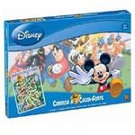 Ficha técnica e caractérísticas do produto Jogo Corrida à Caixa Forte da Disney - Grow