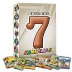 Ficha técnica e caractérísticas do produto Jogo de Cartas das Sete Famílias
