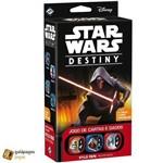 Ficha técnica e caractérísticas do produto Jogo de Cartas Star Wars Destiny Pacote Inicial - Kylo Ren