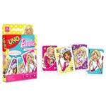 Ficha técnica e caractérísticas do produto Jogo de Cartas Uno Copag - Barbie