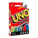 Ficha técnica e caractérísticas do produto Jogo de Cartas Uno Original Copag Mattel
