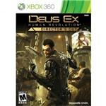 Jogo Deus Ex: Human Revolution Directors Cut - Xbox 360