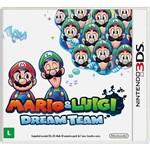 Jogo 3ds: Mario Luigi: Dream Team
