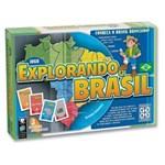 Ficha técnica e caractérísticas do produto Jogo Explorando o Brasil - 1658 - Grow