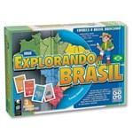 Ficha técnica e caractérísticas do produto Jogo Explorando o Brasil Grow 01658