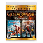 Jogo God Of War Collection Ps3 - Sony