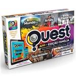Ficha técnica e caractérísticas do produto Jogo Quest App Edição Família - Grow Jogo Quest Edição Família - Grow