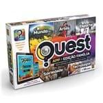 Ficha técnica e caractérísticas do produto Jogo Quest - Edição Família App - GROW