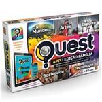 Ficha técnica e caractérísticas do produto Jogo Quest Grow Edição Família APP