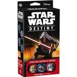 Jogo Star Wars Destiny - Pacote Inicial - Kylo Ren