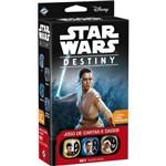Jogo Star Wars Destiny - Pacote Inicial - Rey