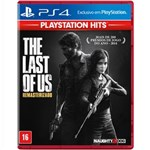 Ficha técnica e caractérísticas do produto Jogo The Last Of Us Remasterizado - Playstation Hits - PS4