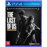 Ficha técnica e caractérísticas do produto Jogo The Last Of Us Remasterizado - PS4
