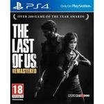 Ficha técnica e caractérísticas do produto Jogo The Last Of Us: Remasterizado - Ps4
