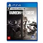 Ficha técnica e caractérísticas do produto Jogo Tom Clancy's: Rainbow Six Siege Ps4