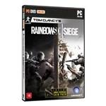 Ficha técnica e caractérísticas do produto Jogo Tom Clancys Rainbow Six: Siege Signature Edition - PC