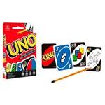 Ficha técnica e caractérísticas do produto Jogo Uno Copag com Cartas para Personalizar Baralho Colorido