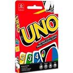 Ficha técnica e caractérísticas do produto Jogo Uno