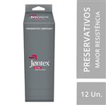 Ficha técnica e caractérísticas do produto Jontex Preservativo Camisinha Ultra Resistente Display
