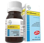Ficha técnica e caractérísticas do produto K Othrine 30Ml Bayer