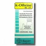 Ficha técnica e caractérísticas do produto K-Othrine 30ml