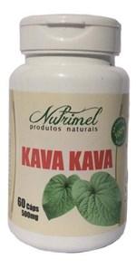 Kava Kava 60 Cápsulas 500 Mg Nutrimel