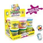 Kimeleka Slime Glitter 180g Art Kids C/12 05822 - Acrilex