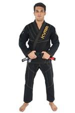 Ficha técnica e caractérísticas do produto Kimono Jiu Jitsu KVRA Shadow - Preto