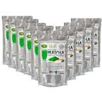 Ficha técnica e caractérísticas do produto Kit 10 Matcha Orgânico Sachê Solúvel 30g Cada