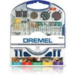 Kit 110 Acessórios Multiuso 26150709AB - Dremel