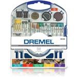 Ficha técnica e caractérísticas do produto Kit 110 Acessórios Multiuso 26150709AB - Dremel