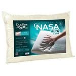 Kit 2 Travesseiros Duoflex Nasa Alto Luxo 50x70cm