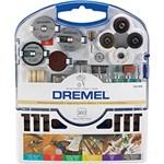 Ficha técnica e caractérísticas do produto Kit 710 Uso Geral Dremel 160 Peças