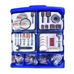 Ficha técnica e caractérísticas do produto Kit Acessórios Multiuso Profissional Dremel 26150710AK C/ 160 Peças