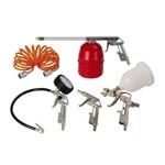 Ficha técnica e caractérísticas do produto Kit Acessórios para Compressor de Ar com 5 Peças - 80910390 - SCHULZ
