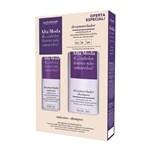 Ficha técnica e caractérísticas do produto Kit Alta Moda Desamarelador Shampoo + Condicionador 300ml
