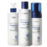 Ficha técnica e caractérísticas do produto Kit Cabelo Kit Serioxyl Shampoo 250ml + Condiciona
