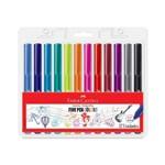 Kit Canetas Fine Pen Colors Faber-Castell