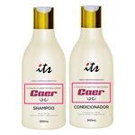 Ficha técnica e caractérísticas do produto Kit Capilar Caer Shampoo + Condicionador